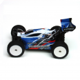 Turnigy 1/16 Brushless 4WD Racing Buggy RC autó offroad (motorral, szabályzóval)